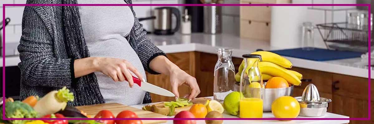التغذية عند الحامل